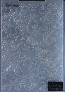 Couture Creations Embossing Folder - Serenity Collection: Ambrosia