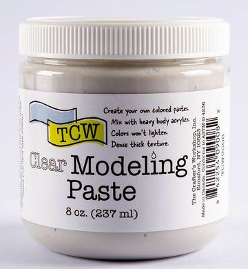 TCW Clear Modelling Paste 237ml
