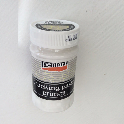 Pentart Crackling Paste Primer 100ml