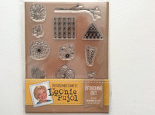 Crafters Companion Photopolymer Stamp Set Designed by Leonie Pujol A6 - Branching Out