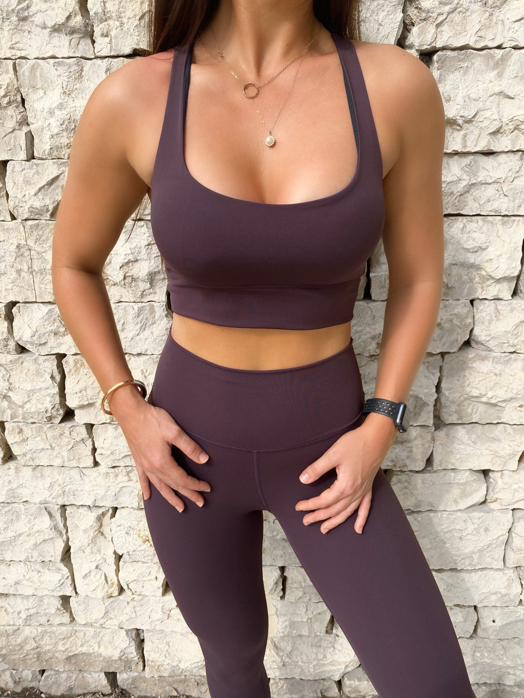 MOOD Yoga Top - NickyBikini