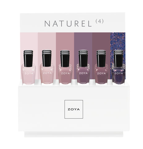 Zoya Nail Polish Naturel Collection