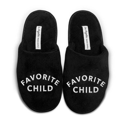 Favorite Child Slippers S/M
