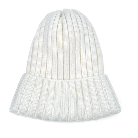 Vail Hat in Ivory