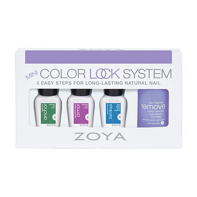 Mini Color Lock System - sanitystyle
