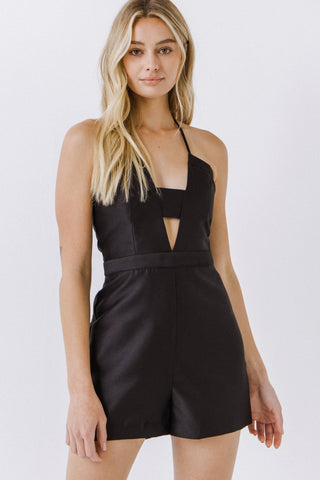 Callie Fitted Romper PREORDER