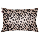 Towel Pillow Cover in Leopard