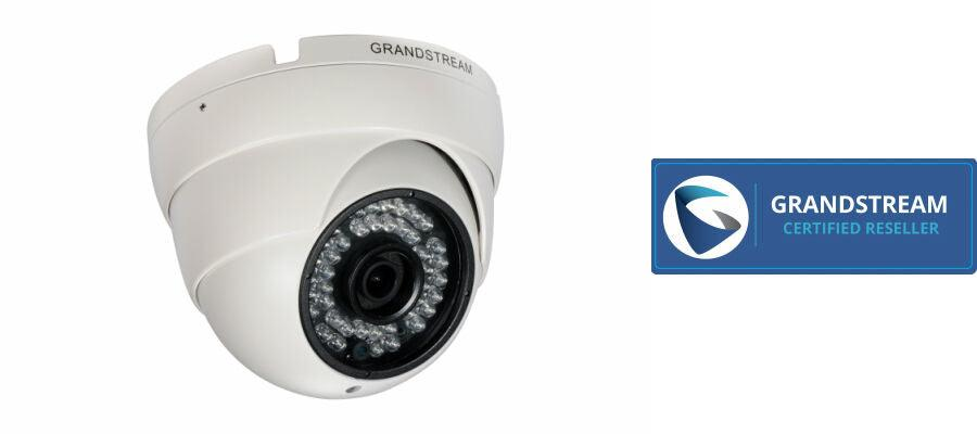 GrandStream GS-GXV3610-FHD Day/Night Fixed Dome HD IP Camera