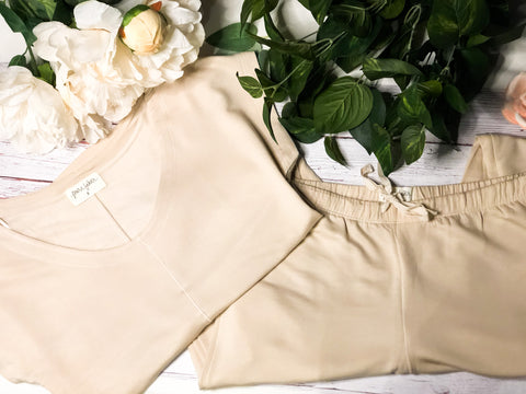 Pure Comfort Loungewear Short Sleeve