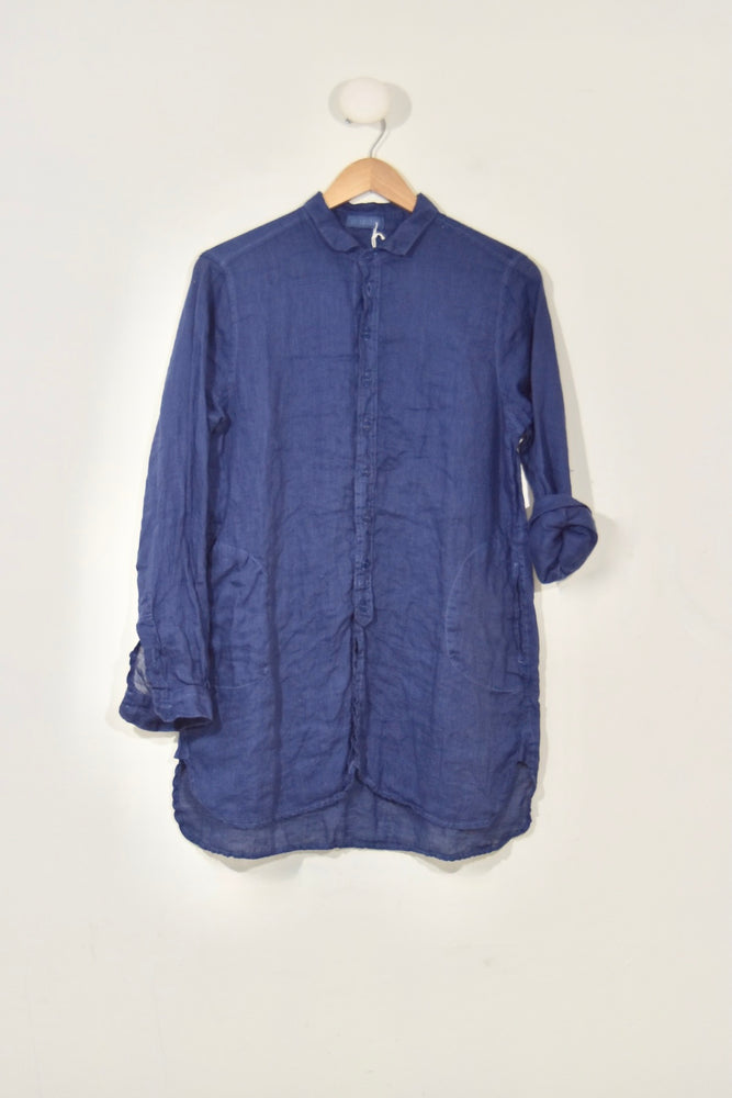 Kule Modern Long Shirt