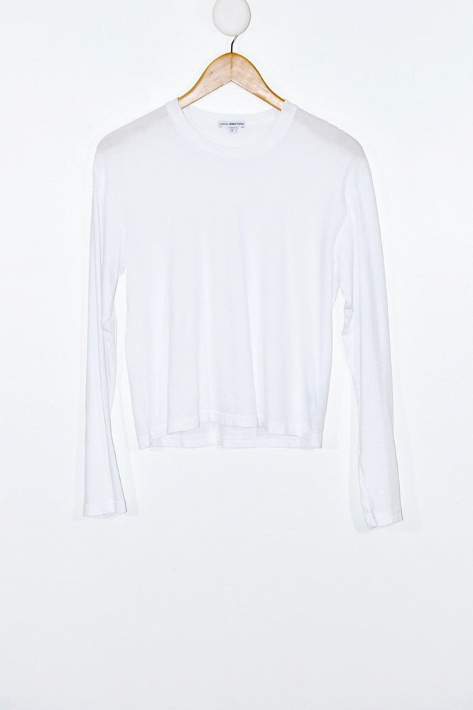 James Perse Boxy L/S Tee - + colors