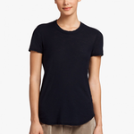 James Perse Slub Crew Neck Tee - + colors