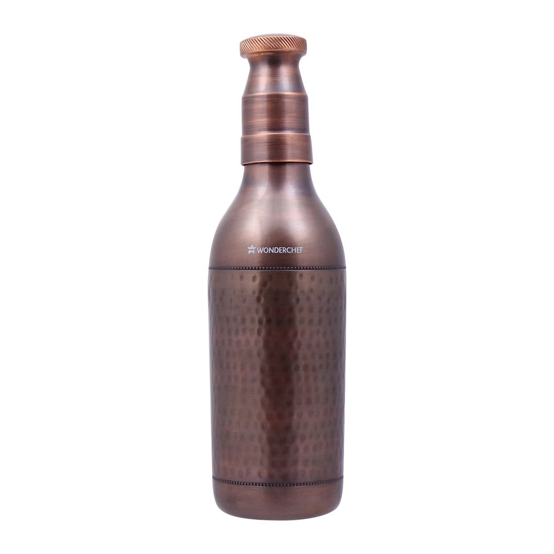 Cu Antique Single Wall Water Bottle, 1.5L