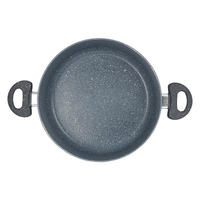 Wonderchef Granite Casserole With Lid 24 Cm