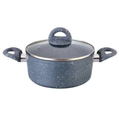 Wonderchef Granite Casserole With Lid 28Cm