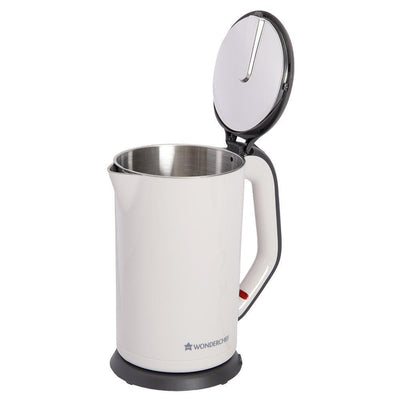 Wonderchef Luxe Electric Kettle Ivory 1.7L