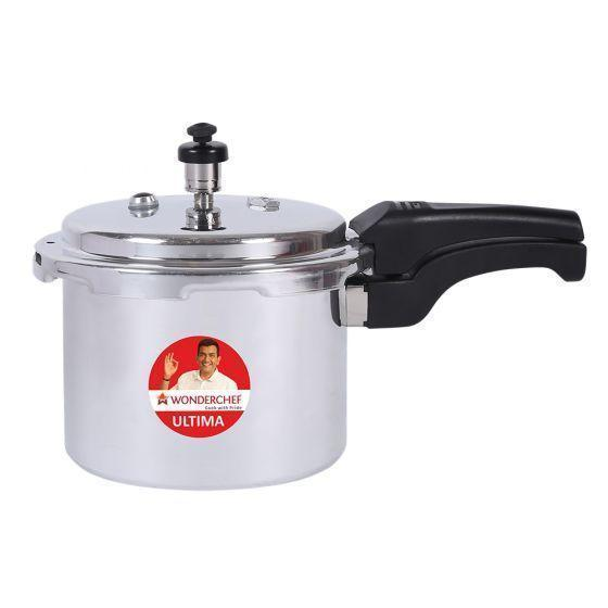 Wonderchef Ultima Presure Cooker Outer Lid 2L