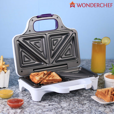 Wonderchef Deep Pocket Sandwich Maker