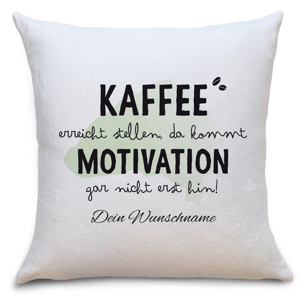 Kaffee Motivation