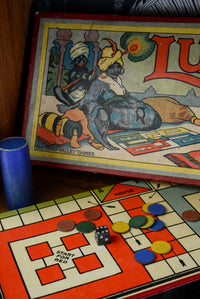 Ludo - vintage kids game