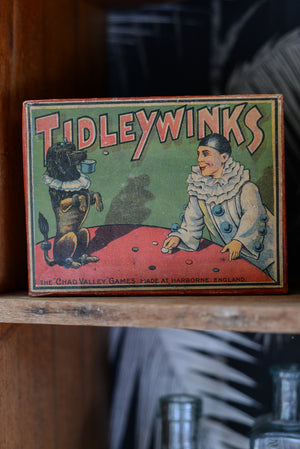 Tiddlywinks - vintage kids game