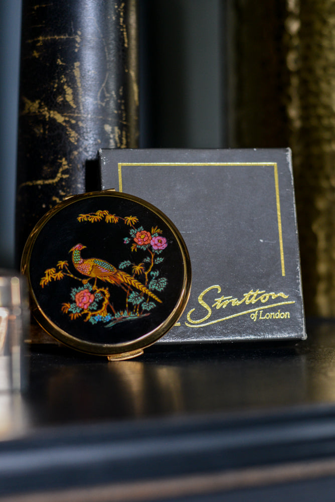 Tropical mirror compact with original box