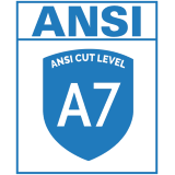 ANSI Cut Level A7 Gloves