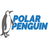 Majestic Polar Penguin Winter Glove