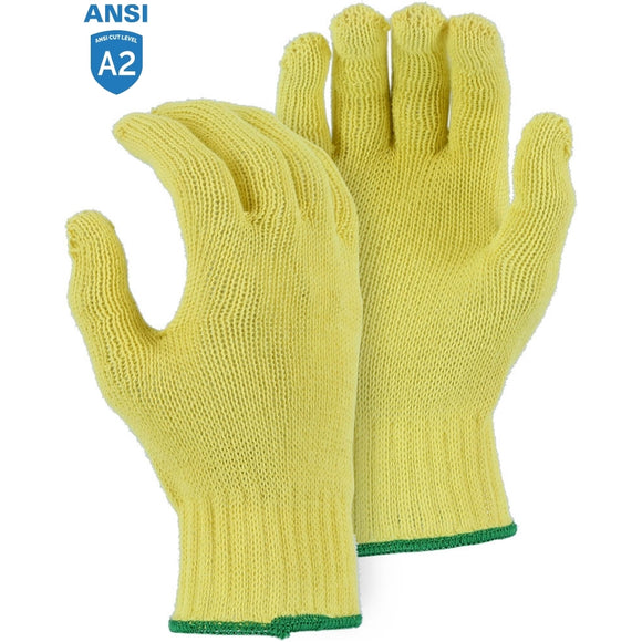 Majestic 3118 Cut-Less With Kevlar Medium Weight Cut Resistant Seamless Knit Glove