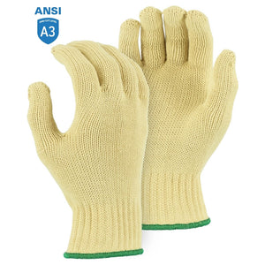 Majestic 3119 Cut-Less With Kevlar Heavyweight Cut Resistant Seamless Knit Glove