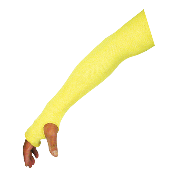 Majestic 3145-18TH Kevlar Cut & Heat Resistant Sleeve - 18-inch with Thumb Hole