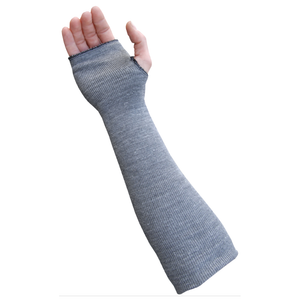 Majestic 3147-14TH Dyneema Cut Resistant Sleeve - 14-inch with Thumb Hole