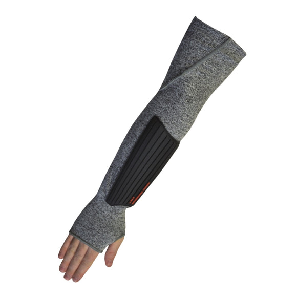 Majestic 3150-18THP Dyneema Cut & Impact Resistant Sleeve - 18-inch with Thumb Hole