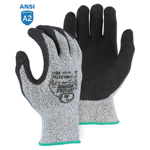 Majestic 35-1350 Cut-less Watchdog Cut Resistant Gloves with Latex Palm Coating