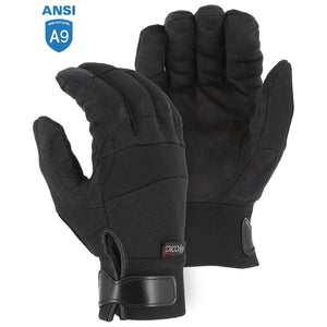 Majestic A3P37B Powercut with Alycore Cut & Puncture Resistant Mechanics Glove