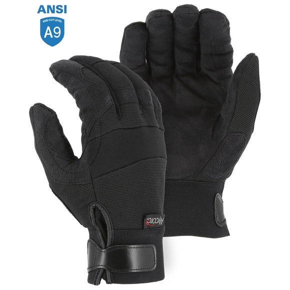 Majestic A4B37B Powercut with Alycore Cut & Puncture Resistant Mechanics Glove