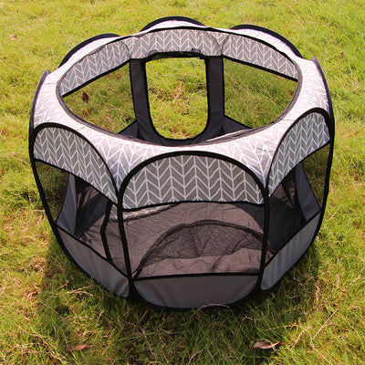 Portable Playpen, Foldable, Easy to Clean, Light Weight