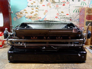 Typewriter , 1936 Remington Victor T Model  5 Streamline