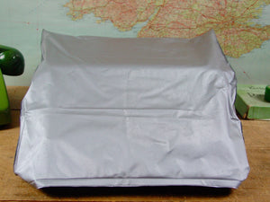 Vintage Large Portable Typewriter Dust Cover