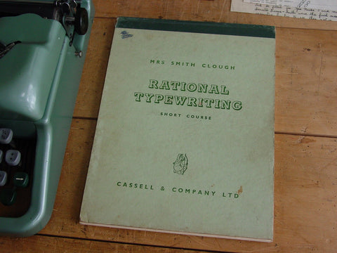 Rational Typewriting Short Course Booklet