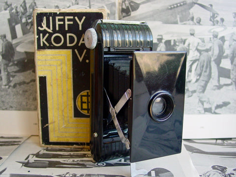 Jiffy Kodak VP Camera