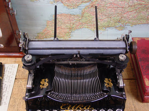 Typewriter , 1913 Folding  Erika