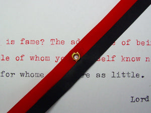 New Red & Black Group 1 Typewriter Ribbon for Olympia , Adler,  Erika, Blue Bird, Triumph, Facit