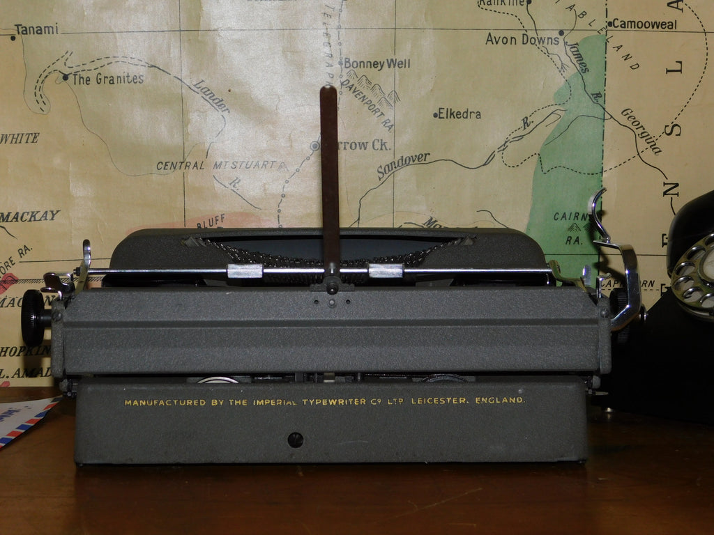 Copy of Imperial good companion model 3 portable