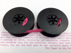 New Plain Pink Universal Typewriter Ribbon