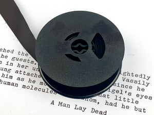 Black Universal Typewriter Ribbon