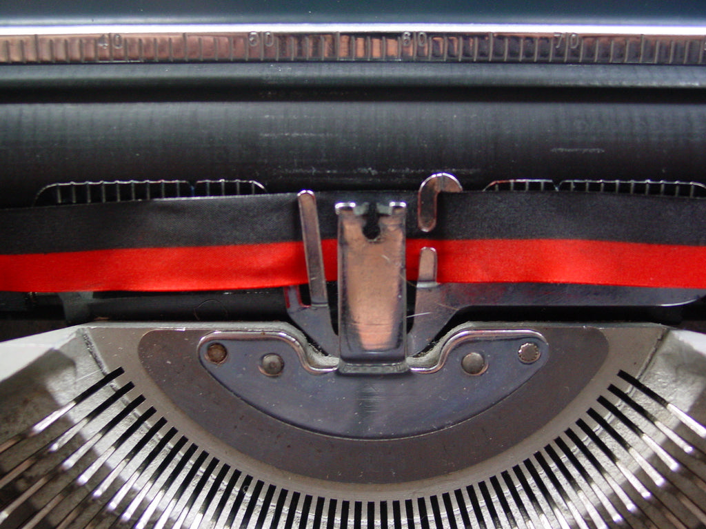 Currently out of stock more arriving soon New Red & Black GR1 Typewriter Ribbon for Olympia , Adler & Erika