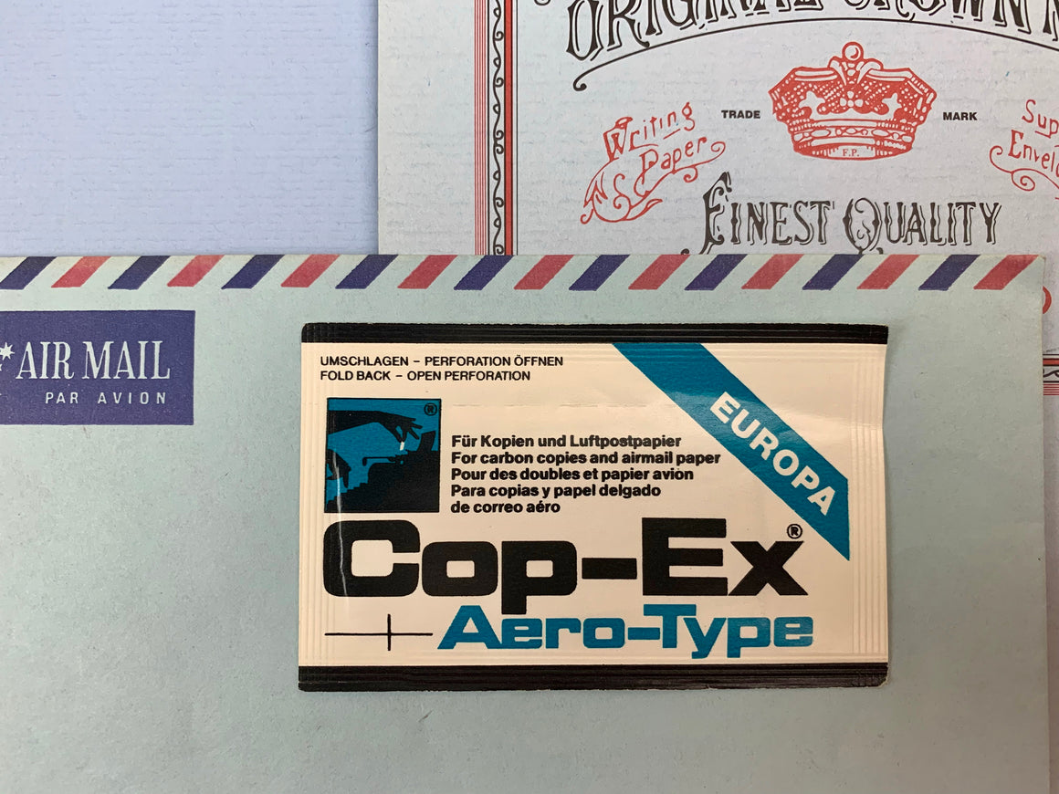Cop-Ex Correction Paper - Aero Blue