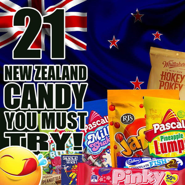 21 Popular New Zealand Candy (MUST TRY)