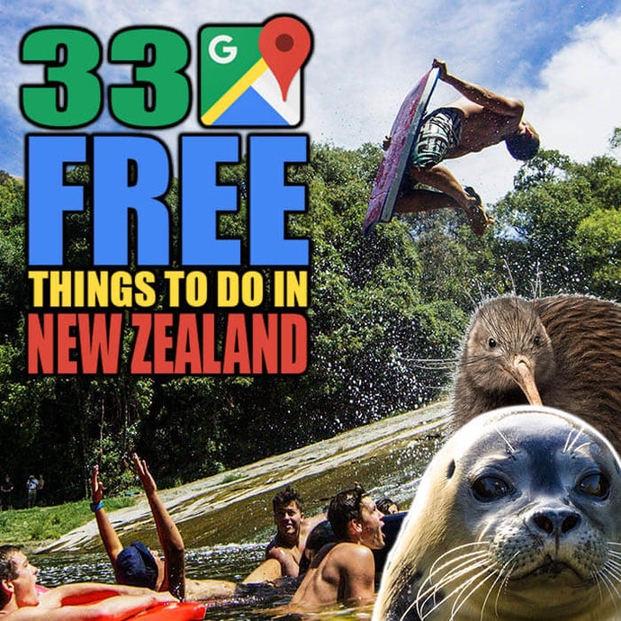 33 Best Things To Do In New Zealand (FREE)